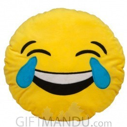 Face With Tears Of Joy~ Emoji (13 inch)
