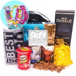 Mala Set, Beverage, Sweets & T-shirt Package