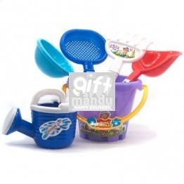 Lovely Garden Play Set For Kids - (6 items)