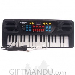 Electronic Keyboard Piano - 37 Keys - Mini Keys, Big Fun