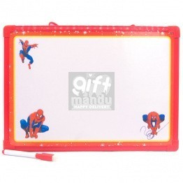 Slate Board with Tutorial and Sign Pen For Kids - Red