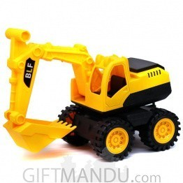 BLF Big Excavators Toy For Kids - 3+ Ages