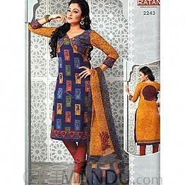 Anushka Cotton Kurta Piece (Design 2243)