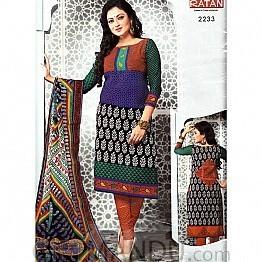 Anushka Cotton Kurta Piece (Design 2233)