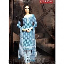 Anushka Cotton Kurta Piece (Design 2509)