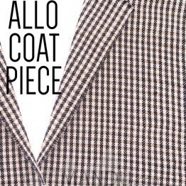 Allo Coat Piece Gift - Quality Neetle Fabric (ACP-1002)
