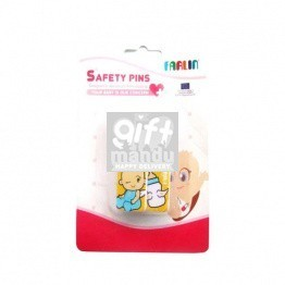 Farlin Safety Pin (3Pcs Card) - (BF-122A/123A)