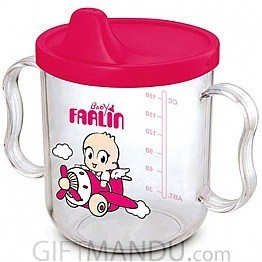 Farlin Training Cup2 (180 ml) - (BF-197)