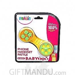 RATTLE PHONE HANDSET - BF-753G
