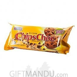 Sugar free diabetic gifts to nepal send gifts to nepal food kerk chips choc chocolate chip cookies 180g negle Choice Image