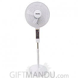 Baltra Blizzard Stand Fan With Remote (BF 136)