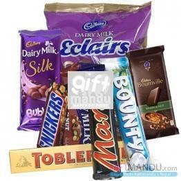 Chocolate Mix Bag (8 Chocolates)