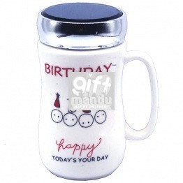 Birthday Ceramic Coffee Mug (Happy Celebrations)