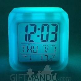 Color Changing Smart Digital Alarm clock