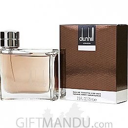 Dunhill London EDT Perfume Spray 75ml for Him (Brown)