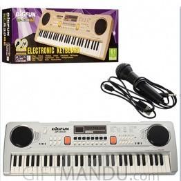 Electronic Keyboard Music Piano - 61 Keys