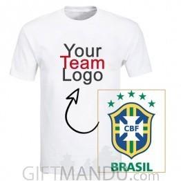 FIFA World Cup Football Tshirt (Brazil)
