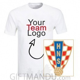 FIFA World Cup Football Tshirt (Croatia)
