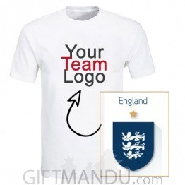 FIFA World Cup Football Tshirt (England)