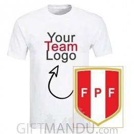 FIFA World Cup Football Tshirt (Peru)