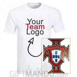 FIFA World Cup Football Tshirt (Portugal)