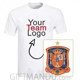 FIFA World Cup Football Tshirt (Spain)