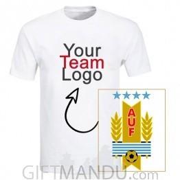 FIFA World Cup Football Tshirt (Uruguay)
