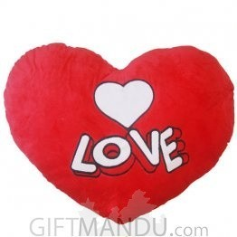 Valentine  Heart Love Cushion -16 inch