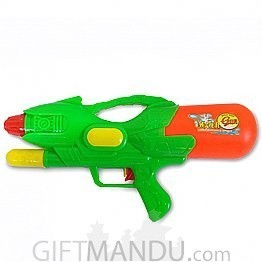 Long Distance Spout Water Gun For Kids -15 Inch