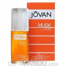 Jovan Musk Cologne Spray For Men