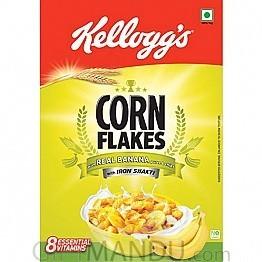 Kellogg's Corn Flakes with Real Banana Puree & Chips