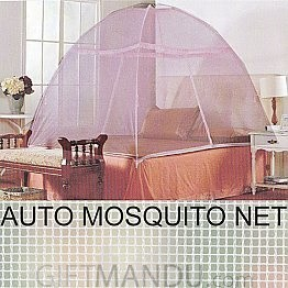 Auto Mosquito Net (30 Seconds Installation)