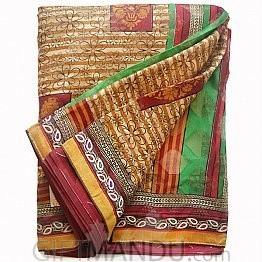 Hari Anantaa Cotton Saree  by Shree Ram with Blouse