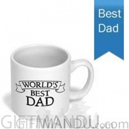 Best Dad Coffee Mug (Standard)