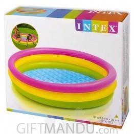 Baby Pool Bath Water Tub for Kids by Intex (4 Feet)