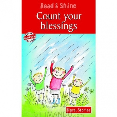 The Blessing Book: Count Your Blessings