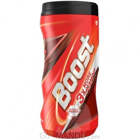 ... Boost Chocolate Health and Nutrition Drink (500g) - Send gifts to Nepal