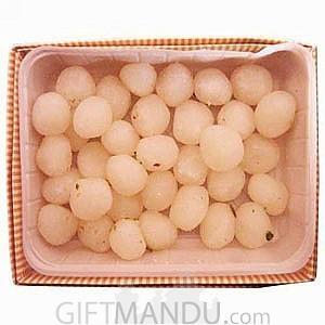 Sweets Mithai - Mini Rasbari from Angan - send gifts to Nepal
