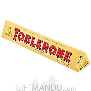 Toblerone Triangular Swiss Chocolate 50g X 3