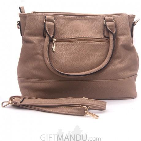 ... Fashionable Shoulder Bag For Women (Brown Colour) ... 04ffa4978bd3e