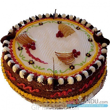 Black Forest Cake for Pokhara (GB21) Only