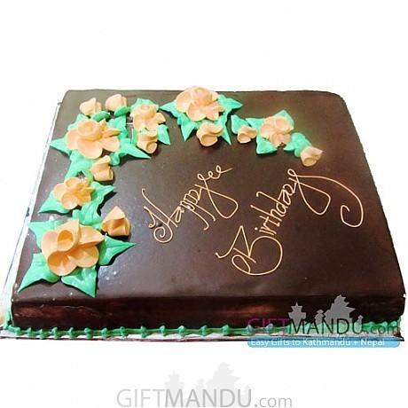 Chocolate Cake To Pokhara