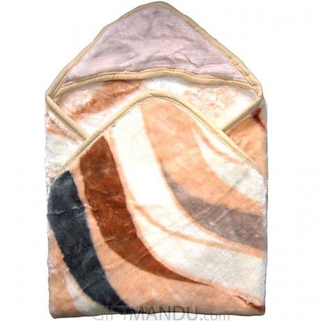 Baby Blanket - Curve