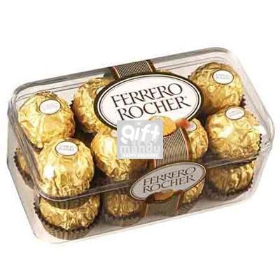 Everyone loves Ferrero Rocher Gift Box - 200g (16C)