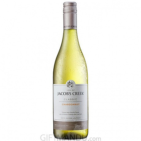Jacob's Creek Classic Chardonnay 750ml - White Wine