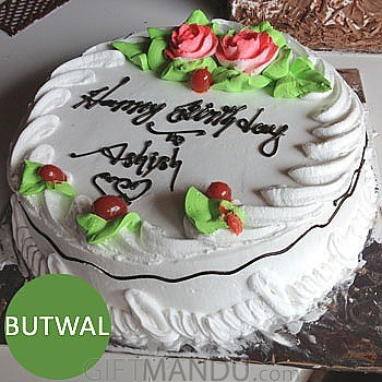 Send Cake To Butwal Bhairahawa Your Choice Of Flavor