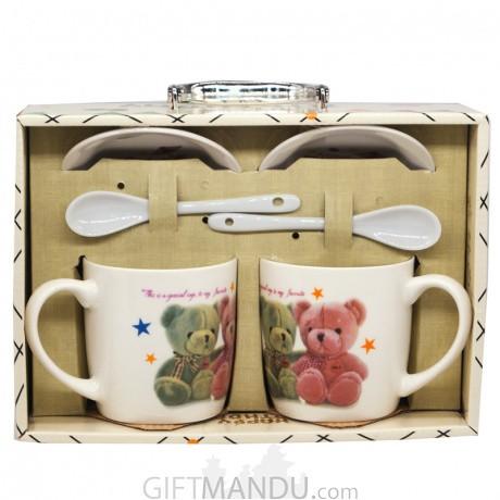 Birthday Gift Twin Mug Set