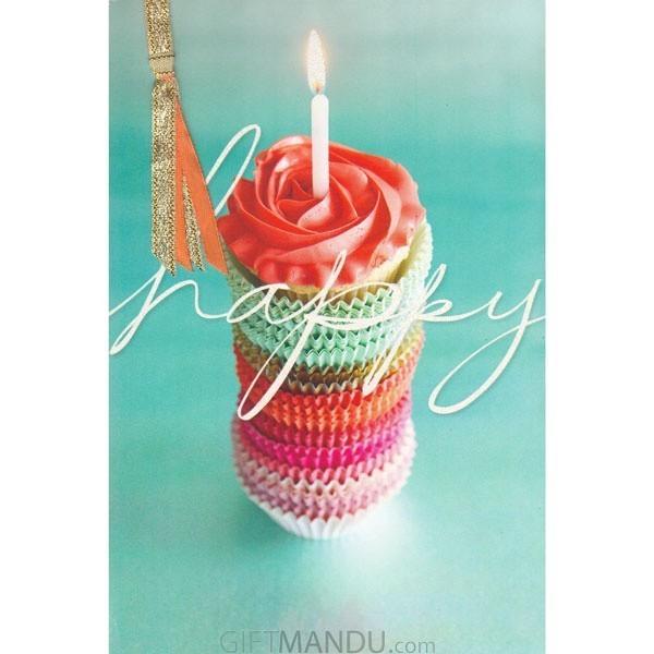 Happy - Greeting Card