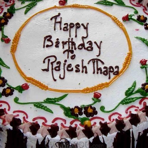 Pokhara Pineapple Cake - send gifts to Nepal