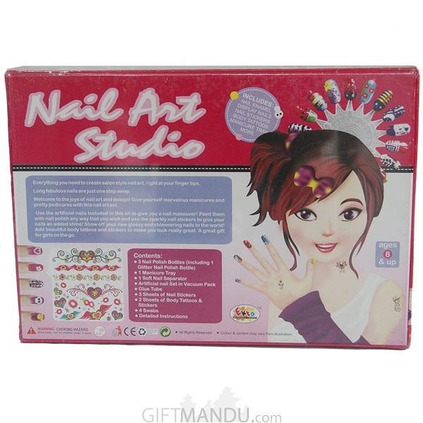 Nail Art Studio - Send Gifts To Nepal | Gifts to Nepal | Giftmandu